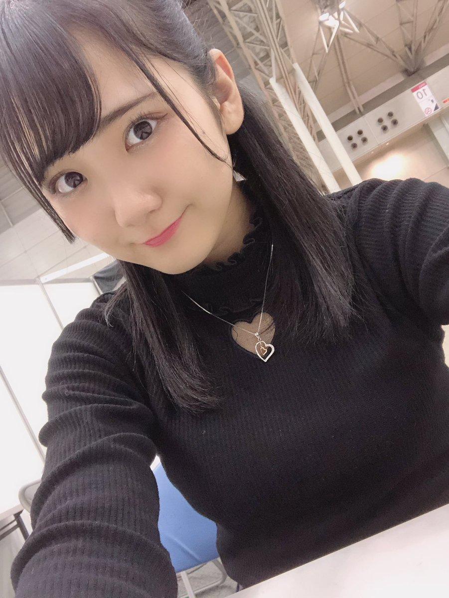 田口愛佳がどんどんロングヘアーになってる!!