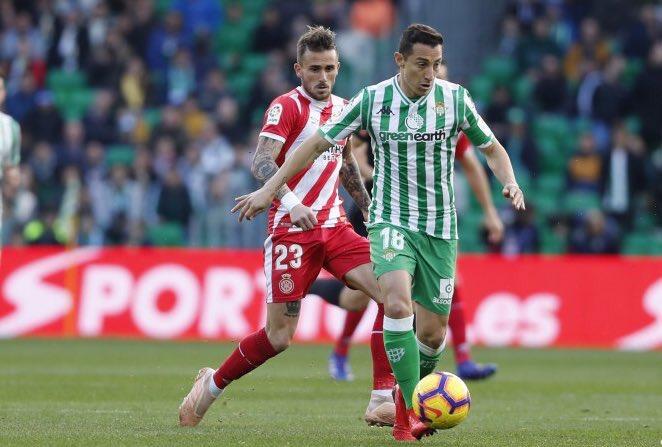 Video: Real Betis vs Girona