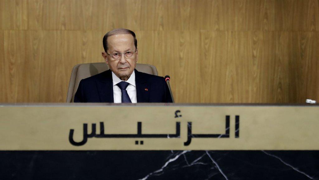 Au Sommet économique arabe, le Liban appelle à un rapatriement des réfugiés Syriens https://t.co/dIytfFsBne