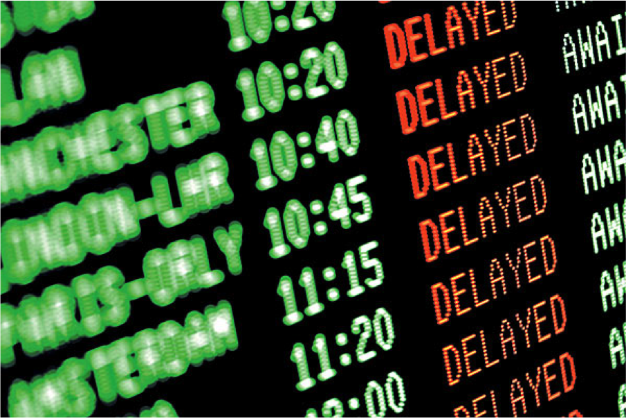 Was your flight delayed 3h+? Regarding EU regulation, we can help you to claim up to 600 EUR on https://t.co/GGQnvUAbrs