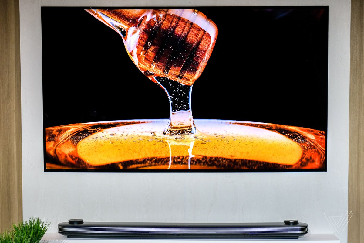 LG's OLED TVs are discounted in time for Super Bowl LIII https://t.co/sdvjsSkQdk