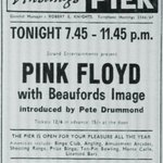 Image for the Tweet beginning: The final five-piece Pink Floyd