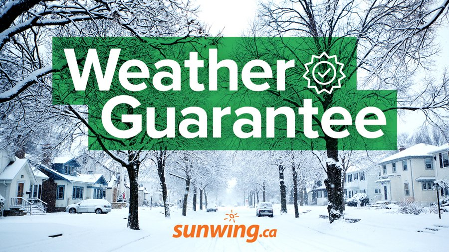The first winter storm of 2019 will be very good news for one lucky 680 NEWS listener after we missed the Weather Guarantee Saturday . Click here for details and your chance to win over $11,000 come Monday morning: https://t.co/0DIld9c77M