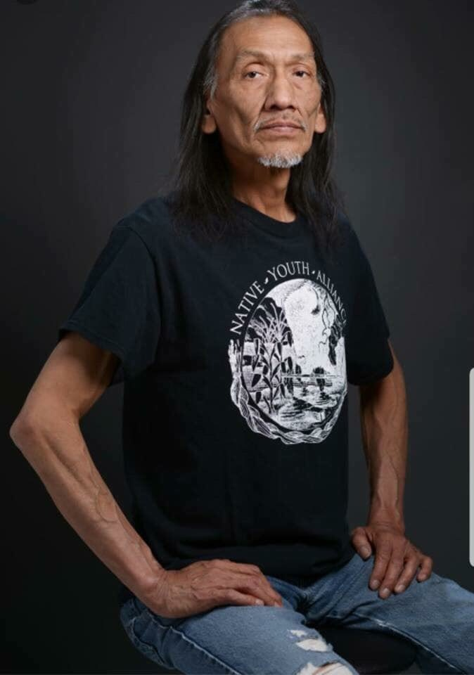It only seems appropriate to honor Vietnam War Veteran, NATIVE American and Omaha elder, Nathan Phillips, over those who spew hatred and ignorance.