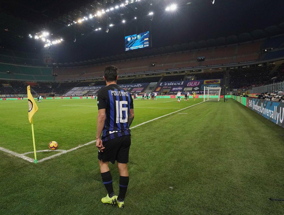 La prima di campionato dopo la sosta non è mai semplice, per di più contro un avversario così difficile. Ora abbiamo una settimana piena per tornare a lavorare e mettere il mirino sul Torino. ⚫🔵 #InterSassuolo
