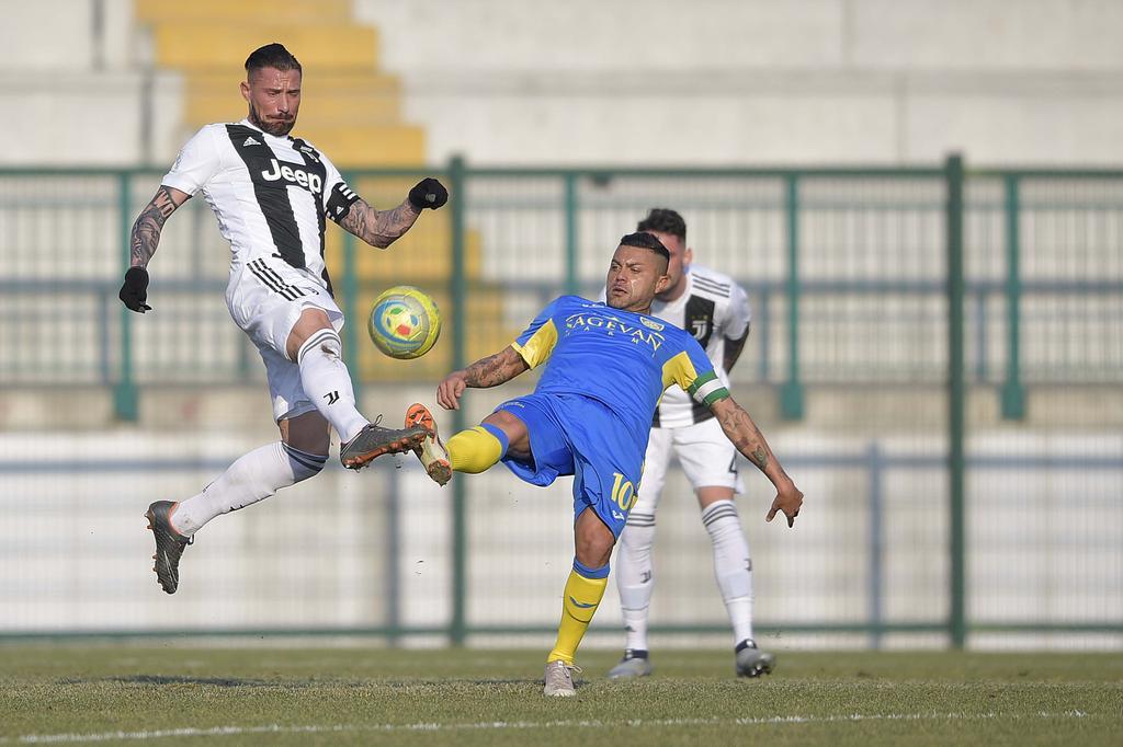 Les #Under23 se sont inclinés 1-0 à domicile face à Carrarese.