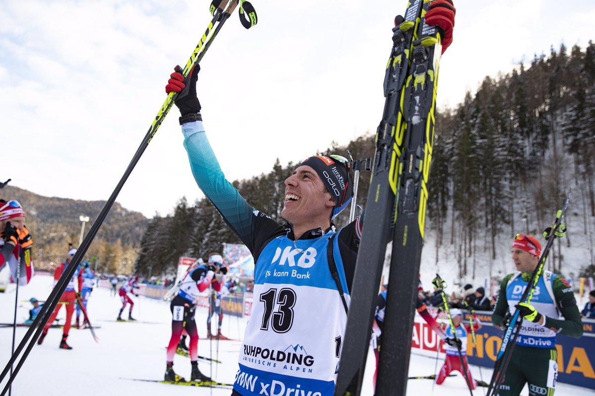 Emmanuel Lefort's photo on #biathlon