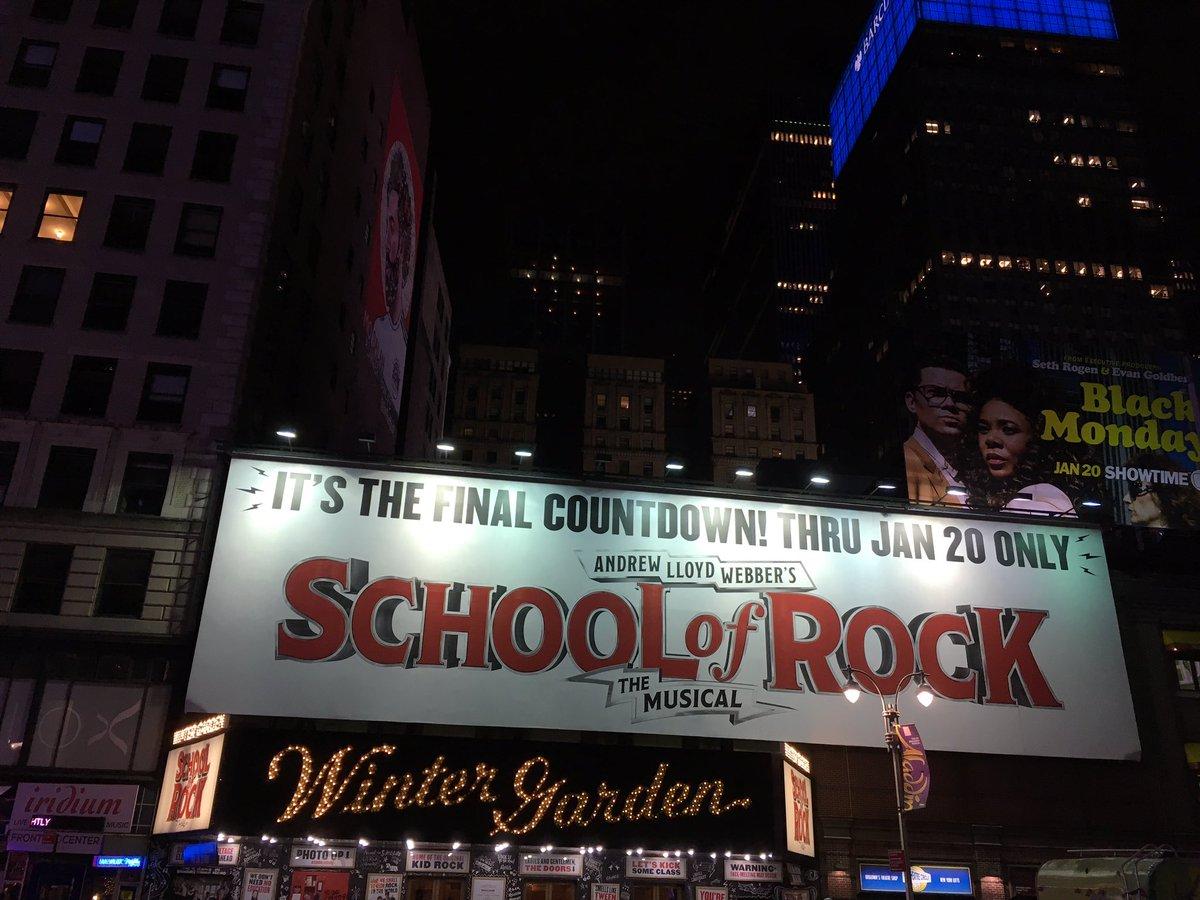 School of Rock (@SoRmusical) | Twitter
