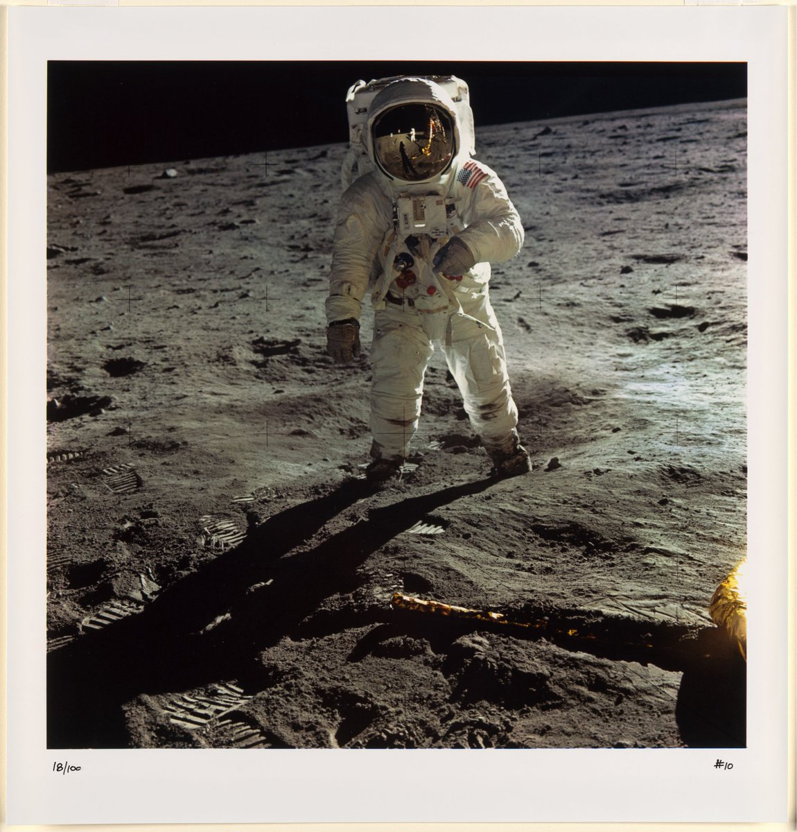 """Happy birthday to Apollo 11 astronaut Buzz Aldrin. Neil Armstrong's photo of @TheRealBuzz walking on the moon in 1969 will be among the works on display in """"Apollo's Muse: The Moon in the Age of Photography,"""" opening July 2. #MetApollosMuse #Apollo50 https://t.co/4OFSBPDRxg"""