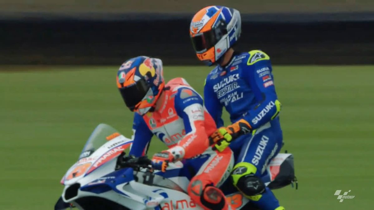 Image for the Tweet beginning: #MotoGP 2018 Review: Missing The