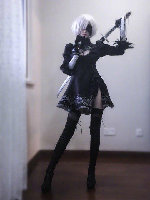 コスプレイヤーMaou.(魔王)のTwitter自撮りエロ画像77