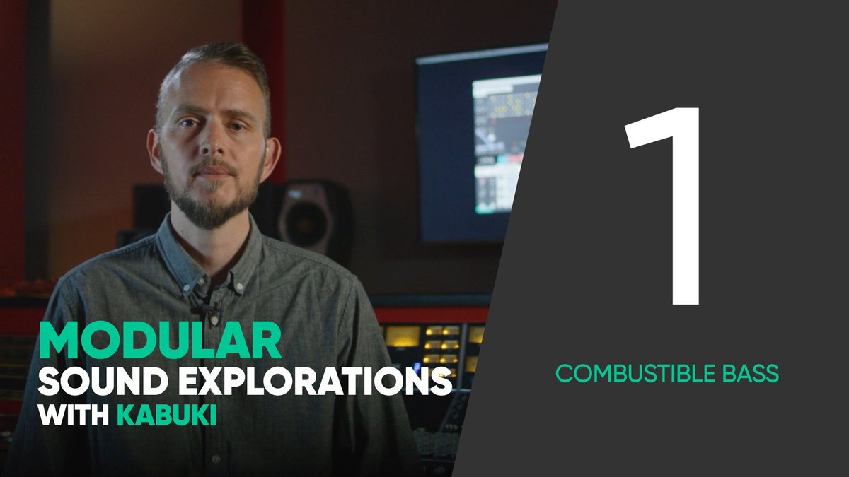 Hey synth-nuts! Check out Episode 1 in our new video series, 'Modular Sound Explorations', featuring @iamkabuki Get some inspiration for your own modular synth adventures! https://youtu.be/ZgDB9VvFxwE   #modularsynth #eurorack #modular #synthesizer