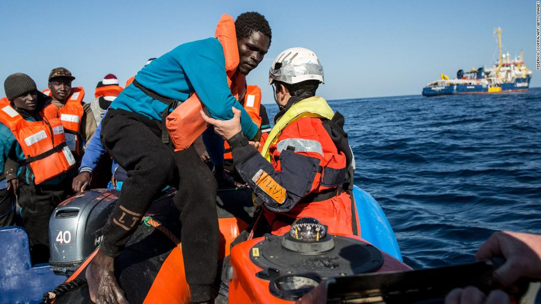 At least 170 migrants are feared dead after they went missing from two separate shipwrecks on the Mediterranean Sea, the UN says https://t.co/Y1PMijooUc
