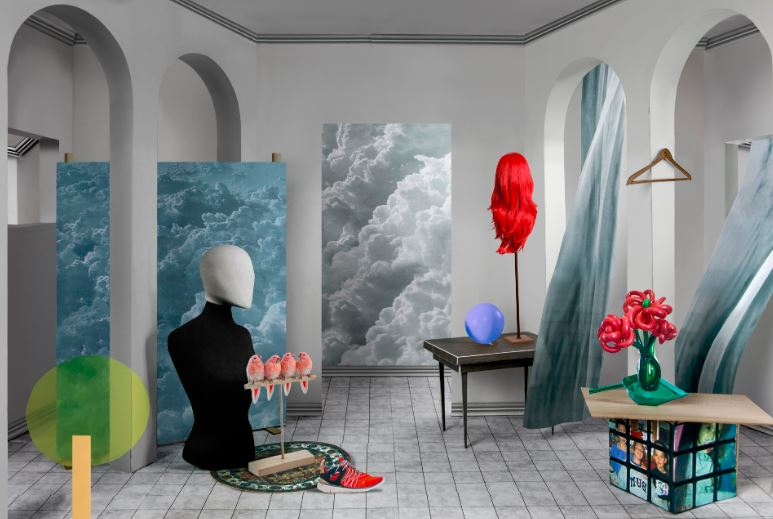 #Viasaterna presenta Kaleidos, la prima personale di Teresa Giannico (Bari, 1985). La mostra, attraverso l'esposizione di due progetti inediti, racconta di interni reali, spazi intimi e mondi sospesi - dal 22/1 al 8/3  #Milano