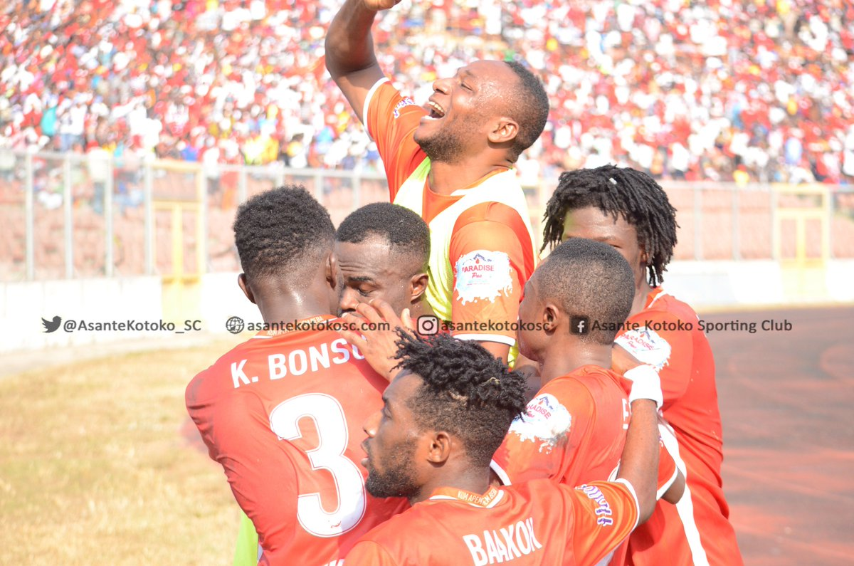 CAF Confederation Cup: Asante Kotoko secure first group stage appearance since 2008