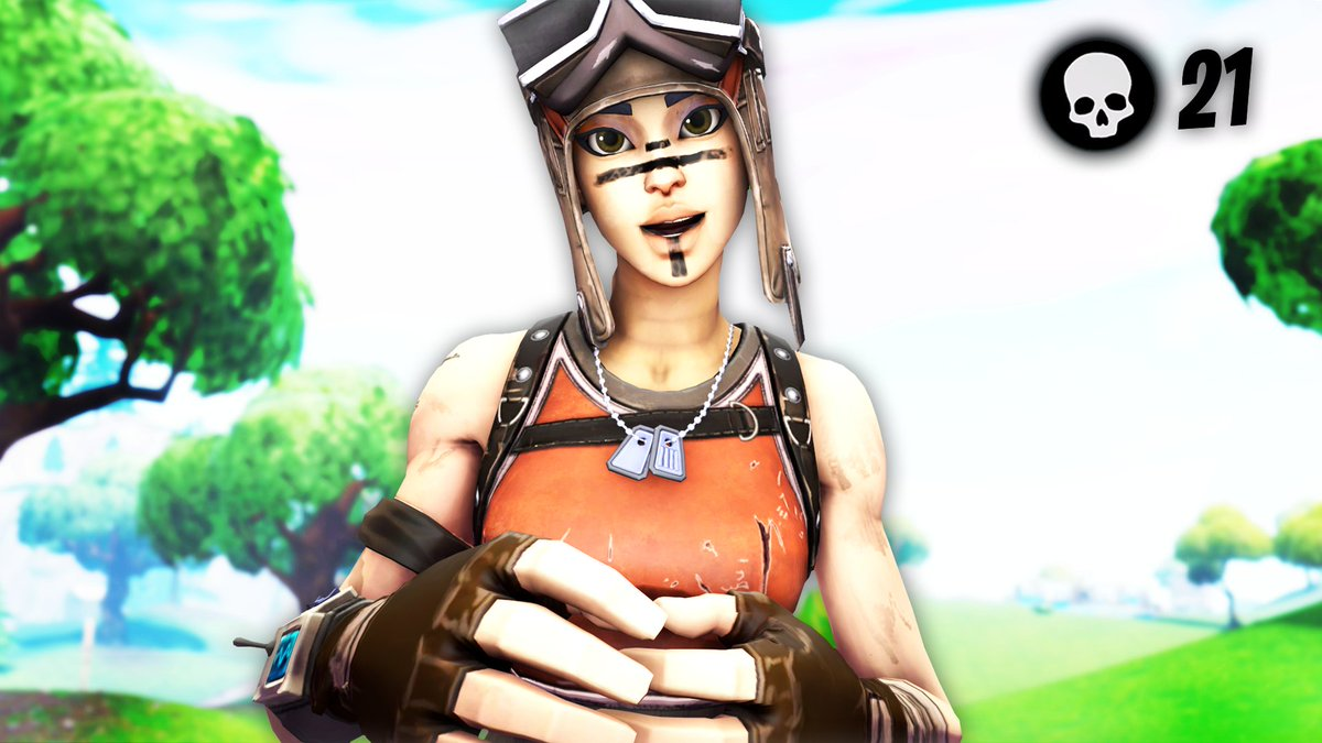 Alex On Twitter Attempt At A D Fortnite Thumbnail All Likes And If I Get