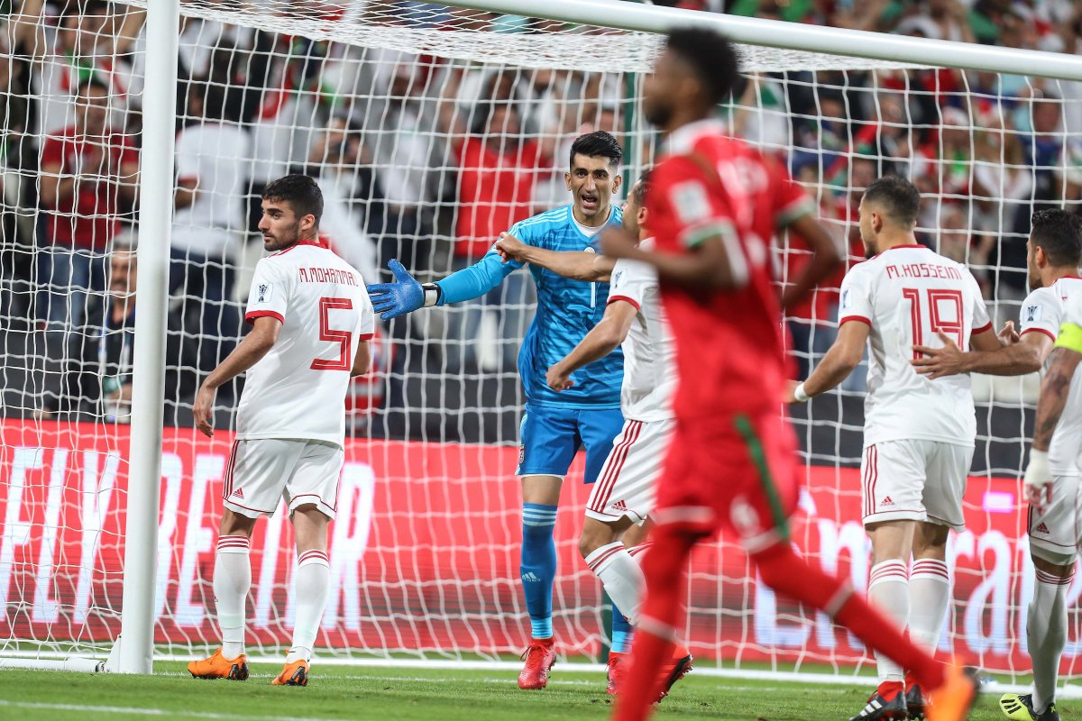 Asian Cup report: Iran 2 Oman 0