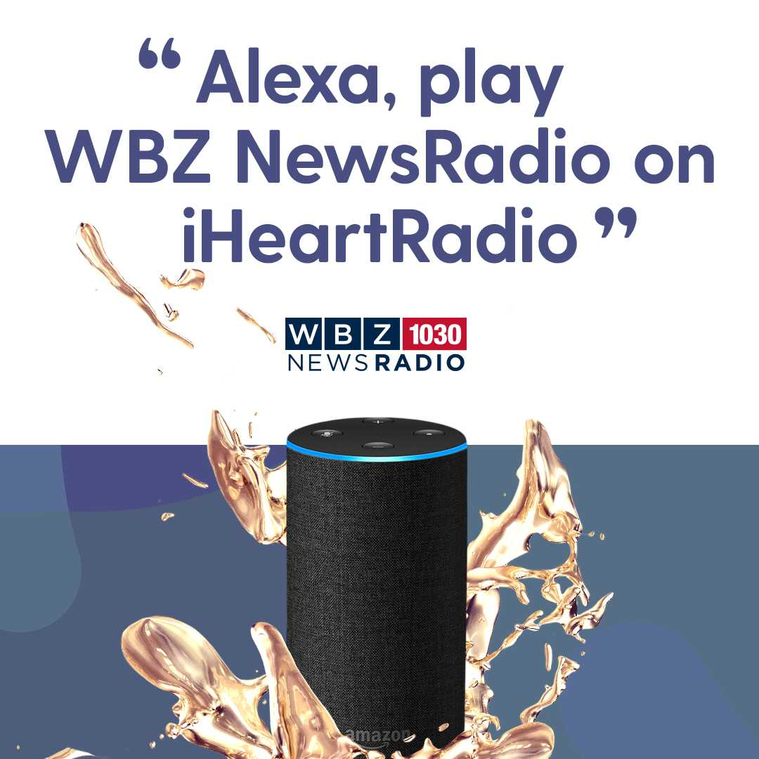 It's a good day to be snowed in (or sleeted/iced in, depending on where you are).  Do you have a smart speaker? To stream WBZ, just say 'Play WBZ NewsRadio on iHeartRadio'!  You can hear @wbznewsradio on 2000+ devices. Find yours here: https://t.co/2ibdZCtkVm  #masnow #bosnow