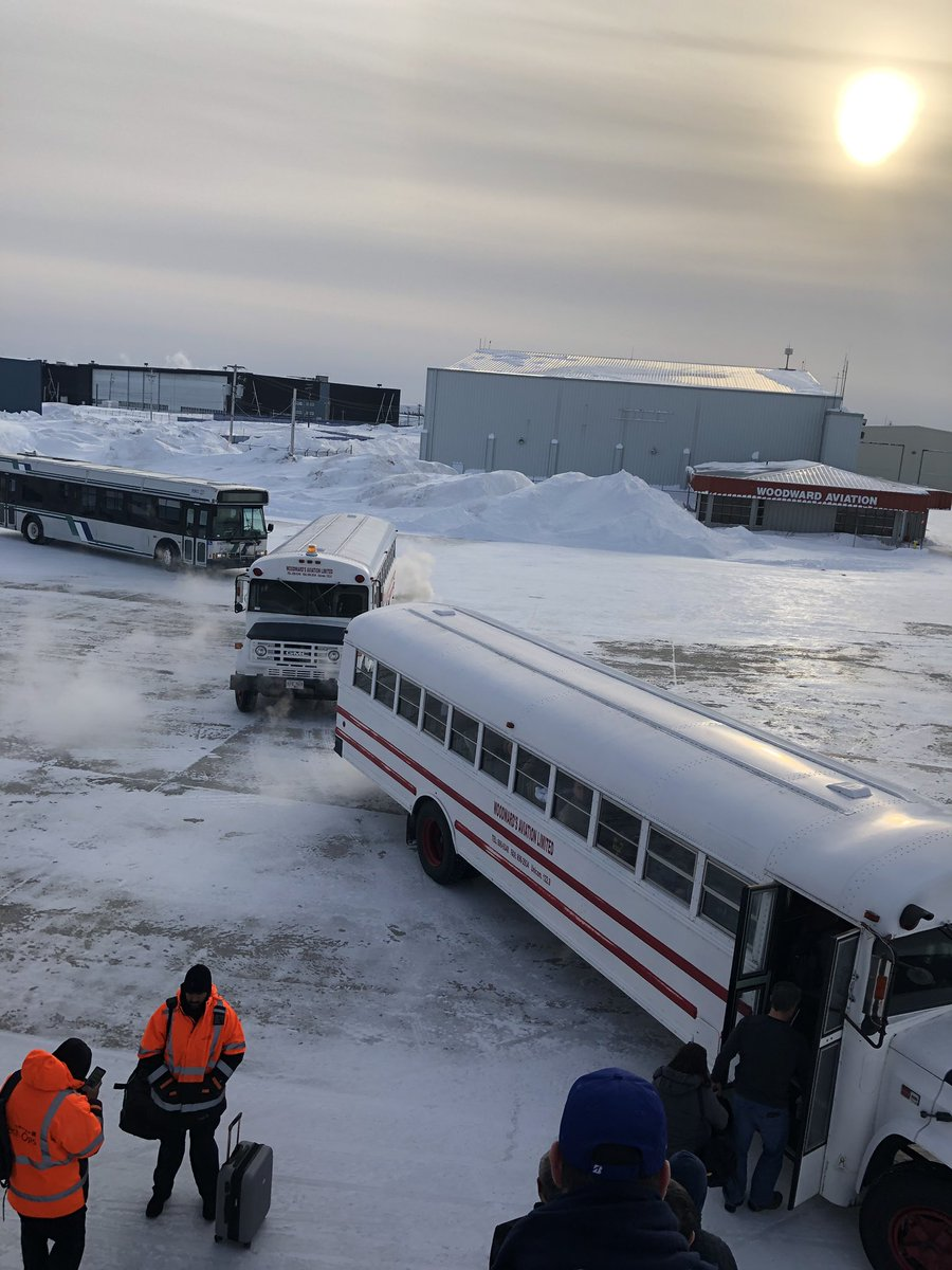 Passengers on a United Flight Were Stranded on a Freezing Plane for Over 14 Hours