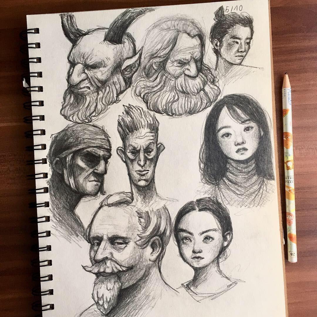 Mai's Sketchbook DxXy1SXXQAIzgOm