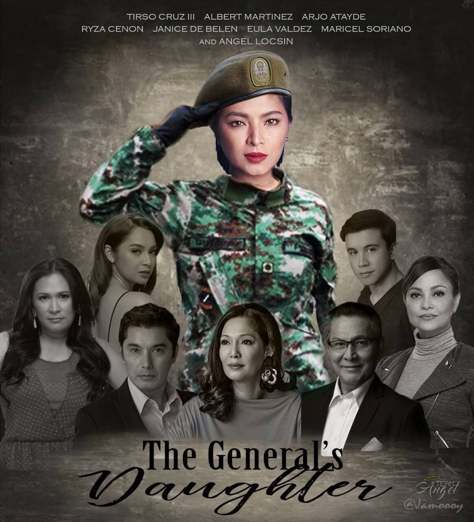 The General's Daughter -  (2018)