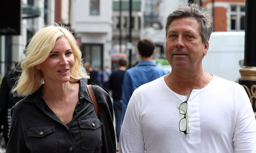 John Torode speaks about engagement to Lisa Faulkner for first time: https://t.co/M6Y2AIlX6c