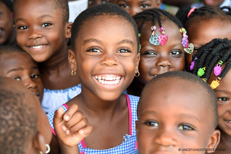test Twitter Media - RT @UNICEFEducation: Smile - it's a universal language 😊. Have a wonderful week!  #ForEveryChild, a smile! https://t.co/KCLzN1oJHK