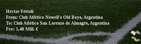 Football Transfers's photo on Fertoli