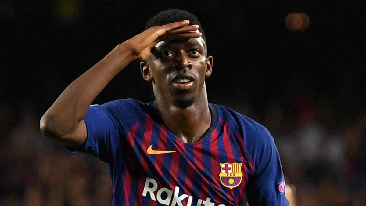 Ousmane Dembélé a désormais marqué autant de buts (clubs + sélection) du pied droit que du pied gauche.  ⚽️ 20 buts du pied droit ⚽️ 20 buts du pied gauche  'JE SAIS PLUS SI JE SUIS DROITIER OU GAUCHER JE TIRE DES DEUX PIEDS, OUSMANE DEMBÉLÉ 🎵🇫🇷'