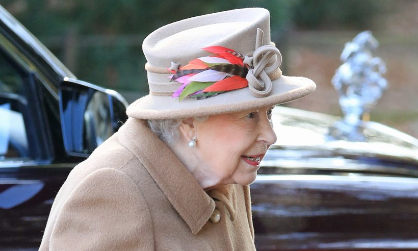 The Queen puts on a brave face following Prince Philip's car crash: https://t.co/lU4QIBNnnl