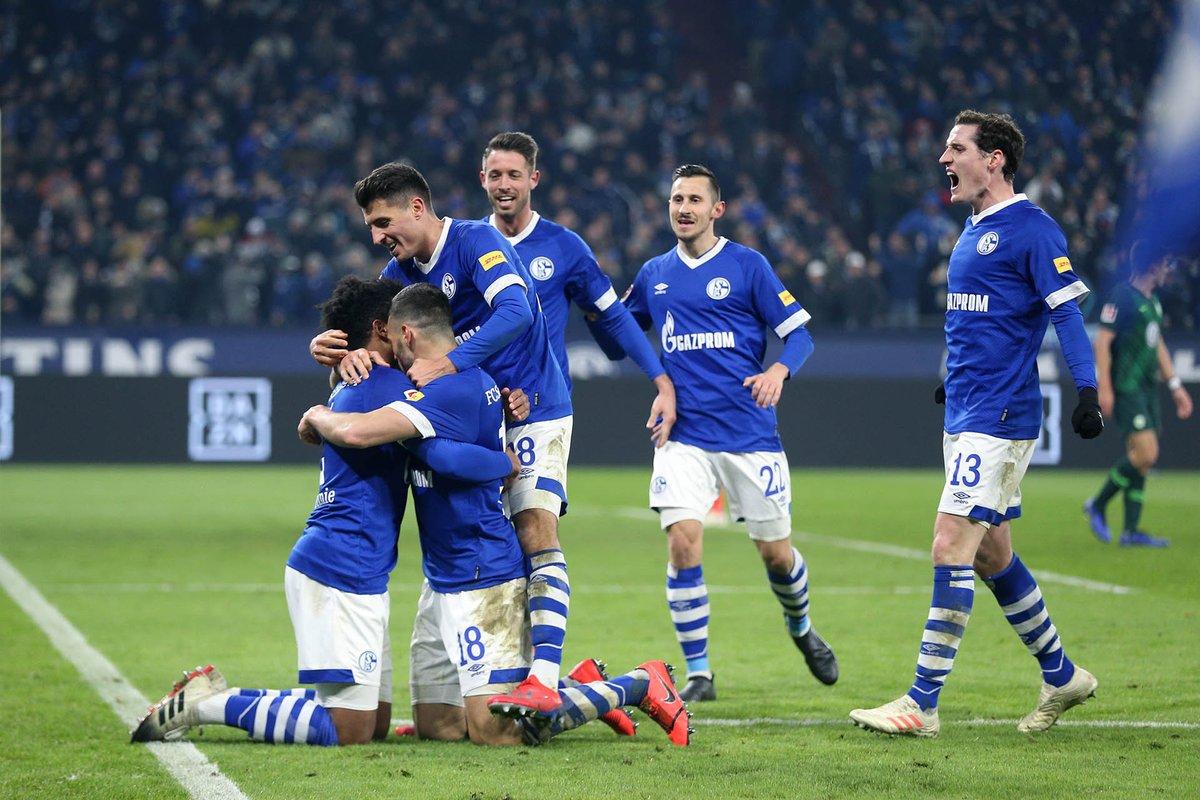 """FC Schalke 04 on Twitter: """"El gol número 04 de la temporada para ..."""