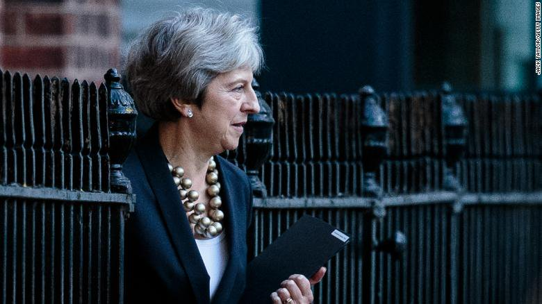 Downing Street has described as 'deeply concerning' a reported plot by lawmakers to take control of Brexit negotiations from UK Prime Minister Theresa May https://t.co/P6h1S8fQhl