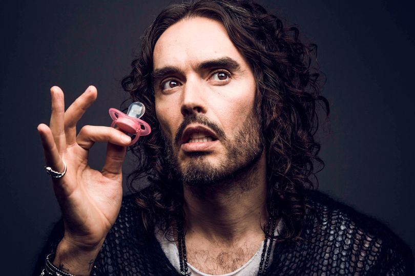 Russell Brand sparks controversy after revealing 'sexist' views on parenting https://t.co/8EagNaHPbb