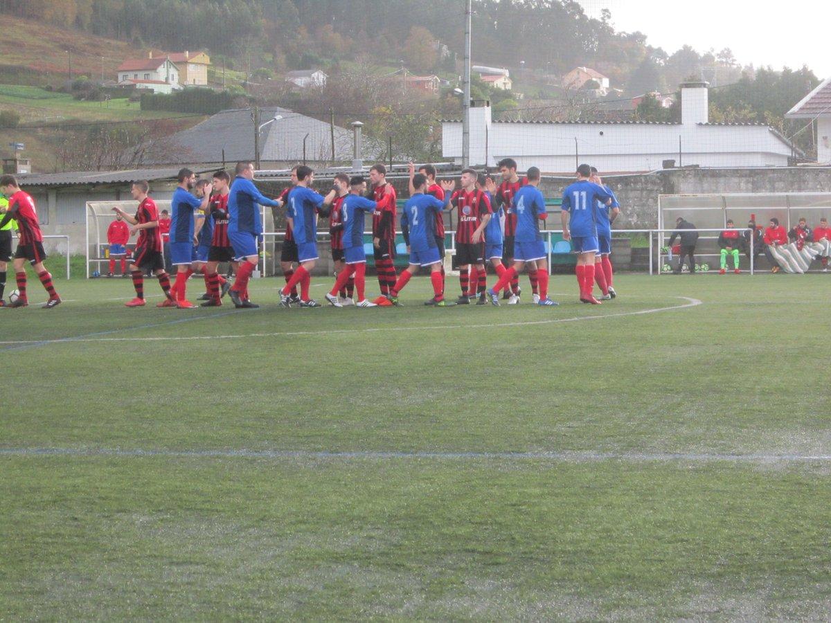 UN PUNTO DE IMPOTENCIA  Partido correspondiente a 8ª xornada de Liga do grupo principal da Segunda Galicia, disputado na tarde do domingo no Municipal de Neda.