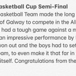 Image for the Tweet beginning: 🏀Amazing achievement from @lecheiless