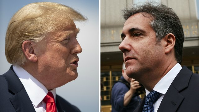 Giuliani: 'So what?' if Trump talked to Cohen about his congressional testimony https://t.co/2K5hMjh0Q9