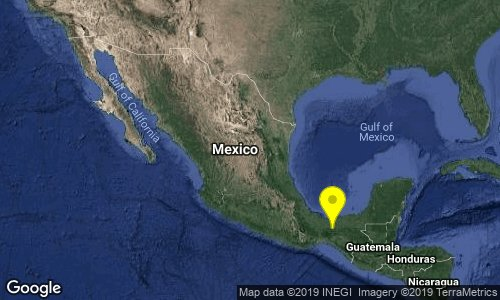 test Twitter Media - SISMO Magnitud 4.0 Loc  62 km al SURESTE de LAS CHOAPAS, VER 20/01/19 09:42:58 Lat 17.38 Lon -93.92 Pf 210 km https://t.co/NCsNsDyQrN