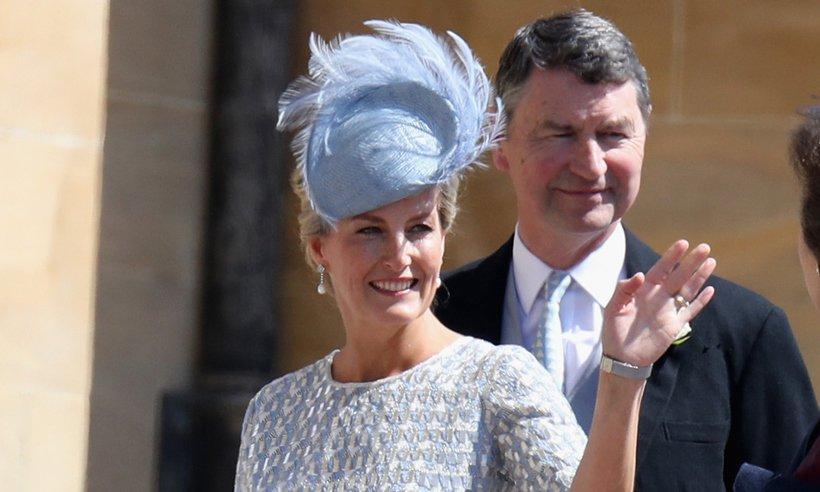 Royal family celebrate Countess of Wessex's birthday – see the gorgeous photo: https://t.co/TsZjdPiIKO