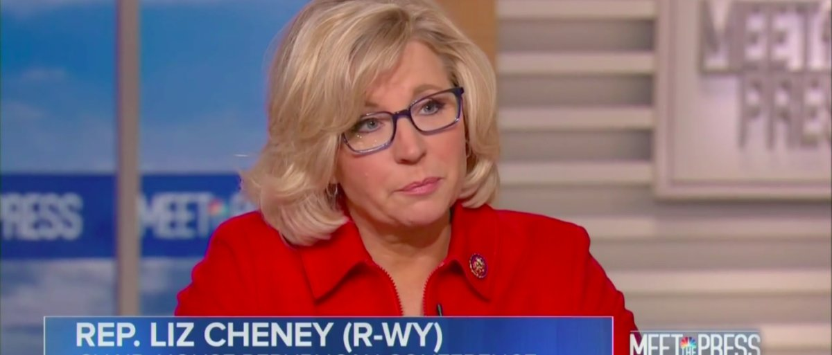 Liz Cheney: Pelosi 'Commandeered' The House On The DACA Issue She's Now Voting Against https://t.co/x62KNmOl6u