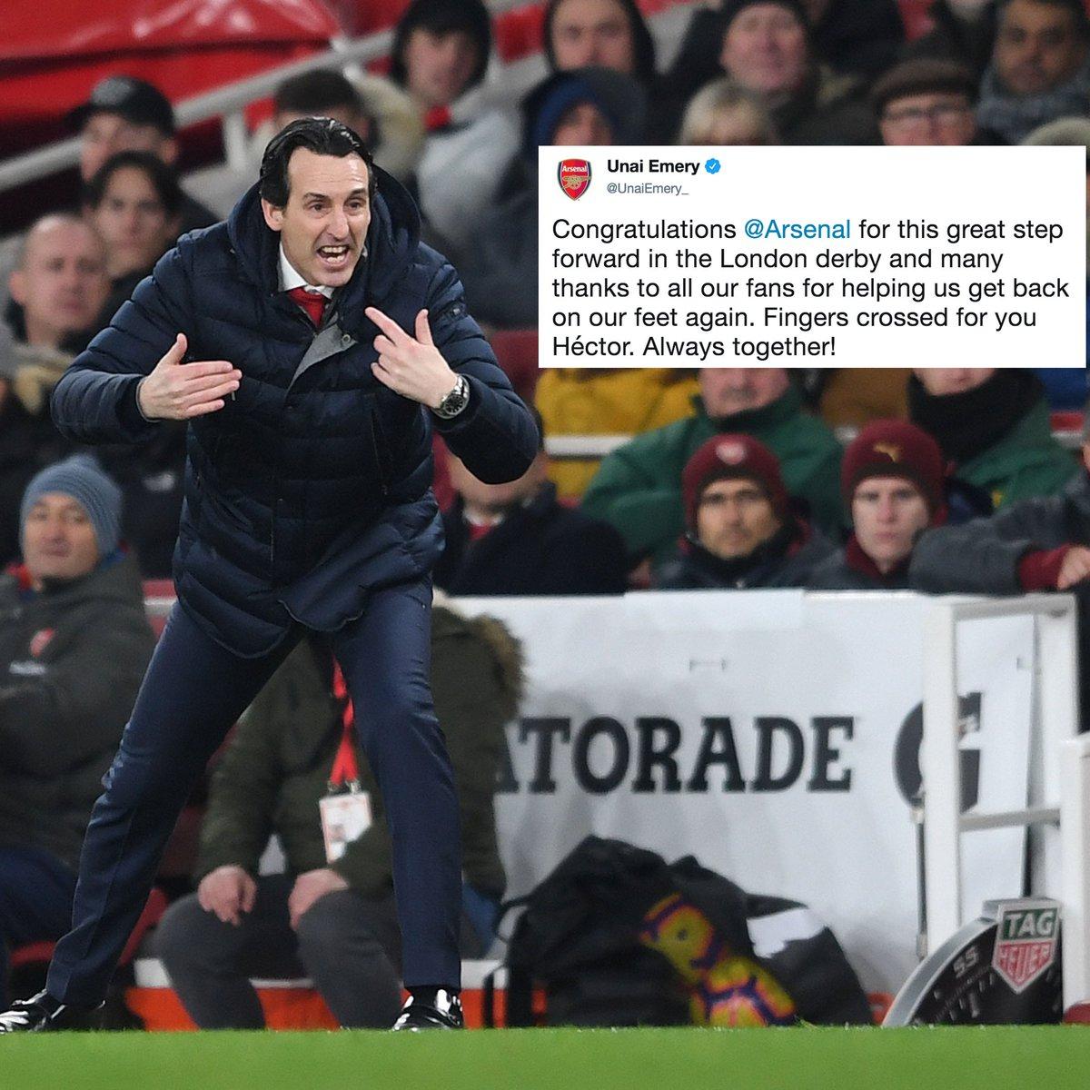 Arsenal FC @Arsenal