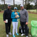 Great day with ⁦⁦@BUrlacher54⁩ and ⁦@Lexi⁩ (and Leo) today at the ⁦@diamondresorts⁩. What a weekend!