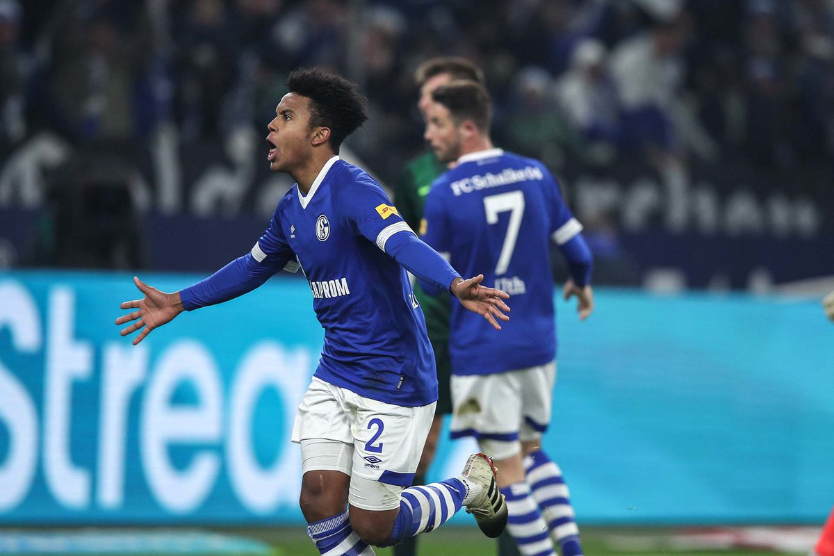 Perfect start to 2019 🔵💪🏾⚪️ #3points #s04