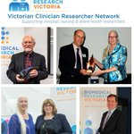 Nominate a colleague for the @BioMedVic Clinician Researcher Career Recognition Award: https://t.co/PS8ZNzkqoK Our chance to recognise patient-based research, clinical work and impact on peers and future scientists. Nominations close 15 Feb 2019!
