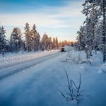 My first day with WRC car was great fun 🚙❄️  #VB77 #tehtävätunturissa #missioninlapland #flyingfinn #finland #arcticlaplandrally @Konecranes @WestproCCOy @AKKMotorsport @MSportLtd @pirellisport