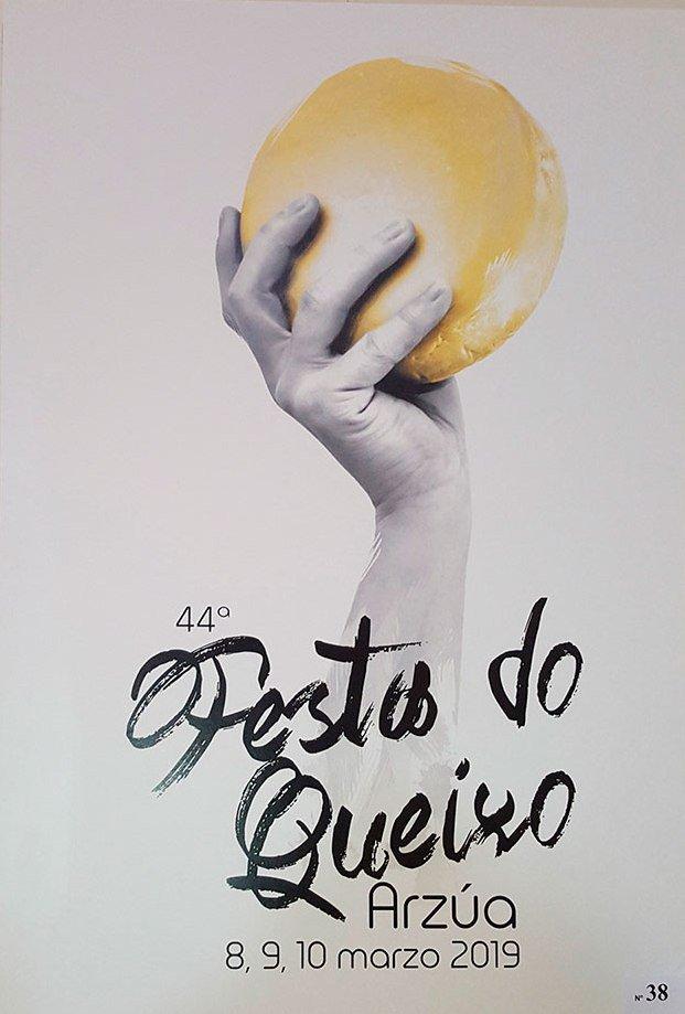 Festa do Queixo Arzúa  (9 e 10 de marzo de 2019) http://goo.gl/bNyUn7