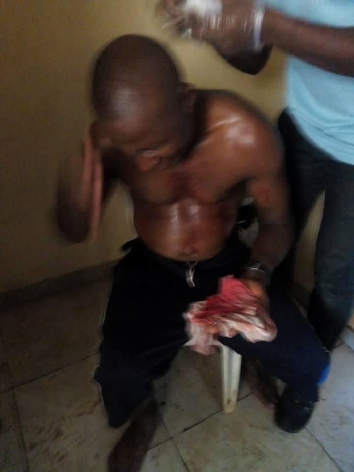 Nigeria : Un arbitre battu sans pitié après un match (photos)