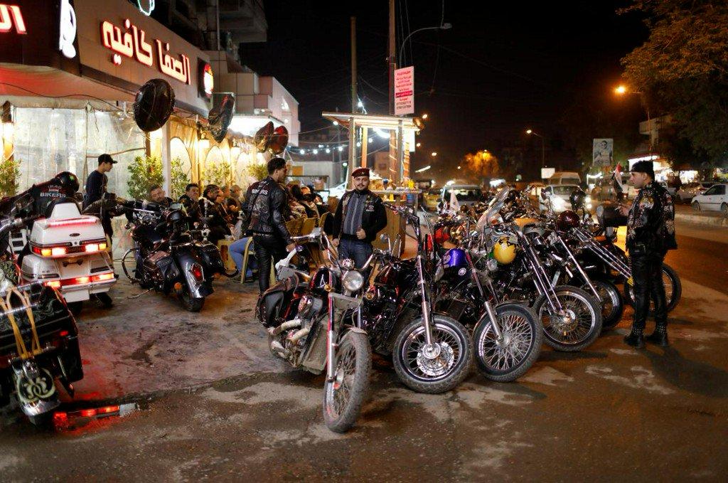 No politics please for Baghdad bikers aiming to unite Iraq https://reut.rs/2Do6bsC