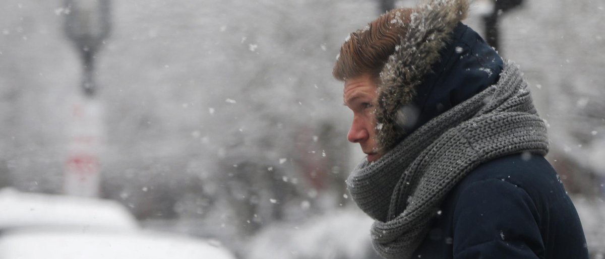Flash Freeze To Hit The US Northeast. Here's What To Expect https://t.co/gf8kn18KK5