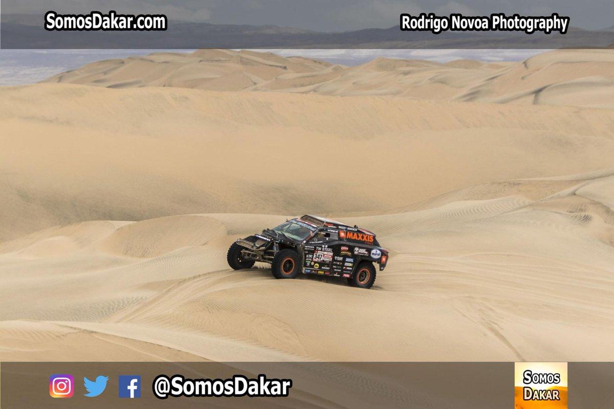 #Dakar2019 #stage8 @TimCoronel @TomCoronel #EatMyCheese #beast347  More  http:// somosdakar.com  &nbsp;  <br>http://pic.twitter.com/Ax3Lxg01Kw