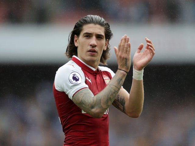 Gutted to hear that you're gunna be out for months! We hope you come back stronger ! Love you bro @HectorBellerin #GetWellSoonHector ❤️❤️❤️❤️
